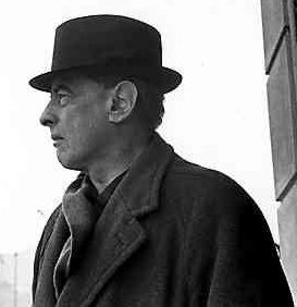 Witold Gombrowicz w Vence